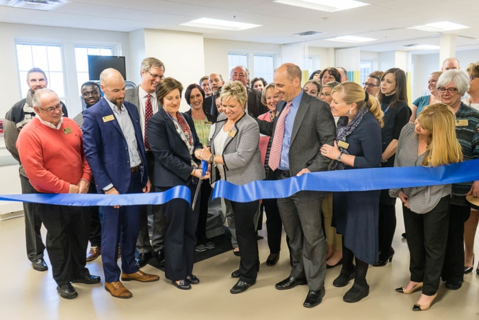 beaumont rehab opening