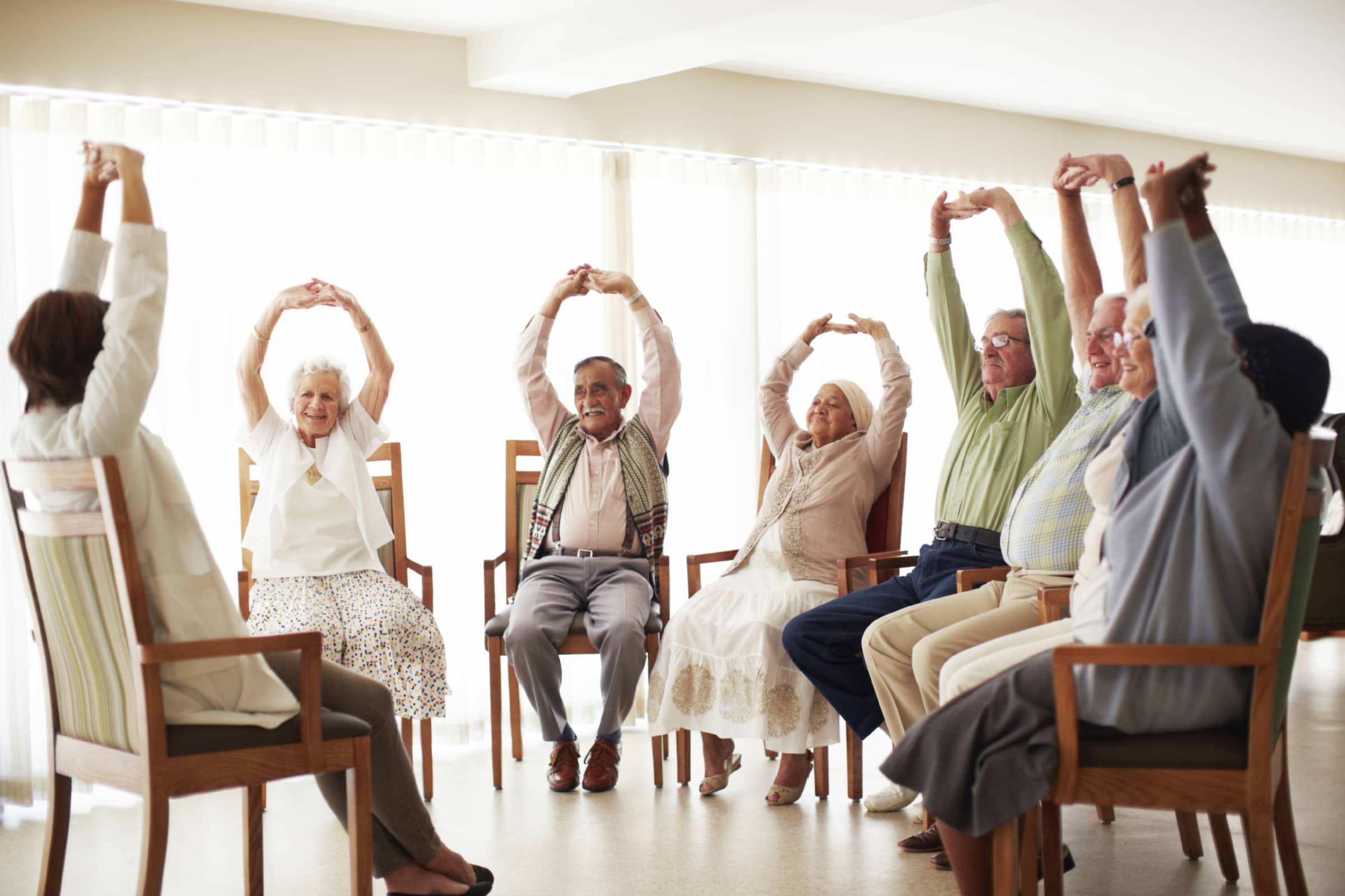 10 Ways Assisted Living Improves Quality of Life | SALMON Health and  Retirement