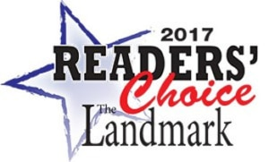 2017 readers choice landmark