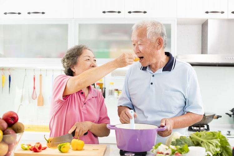 Tips for Older Adults in Selecting Healthy Foods