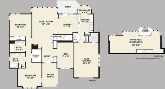 millstream housing floor plan