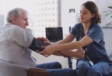 High Blood Pressure Affects