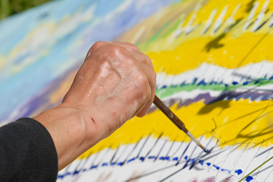 painting for memory care