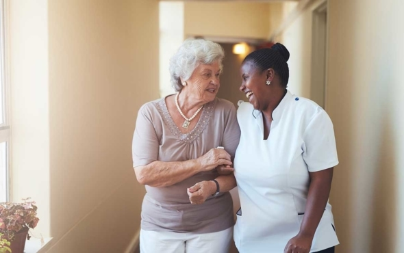 Meet the kind staff Salmon Health and Retirement's Whitney Place community.