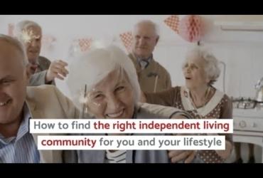 Independent Community Lifestyle