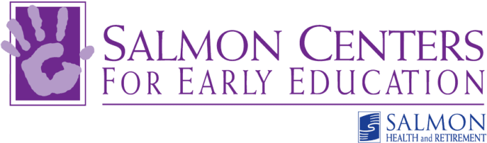 Salmon Centers For Early Education logo