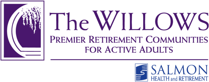 The Willows Premier Retirement Communities For Active Adults logo